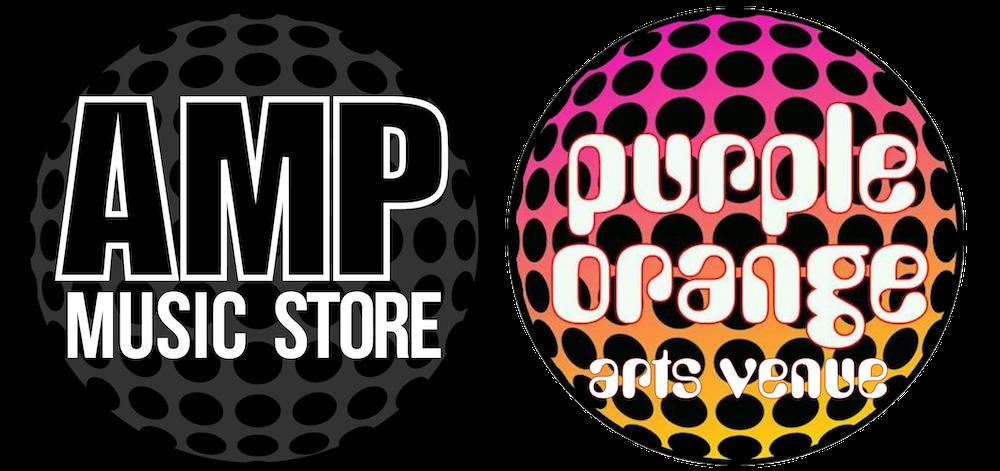Amp Music Store and Purple Orange Arts Venue